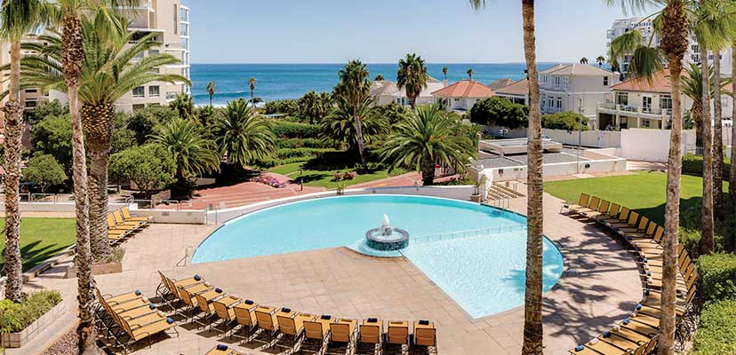 President-hotel-pool