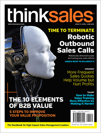 ThinkSales Magazine