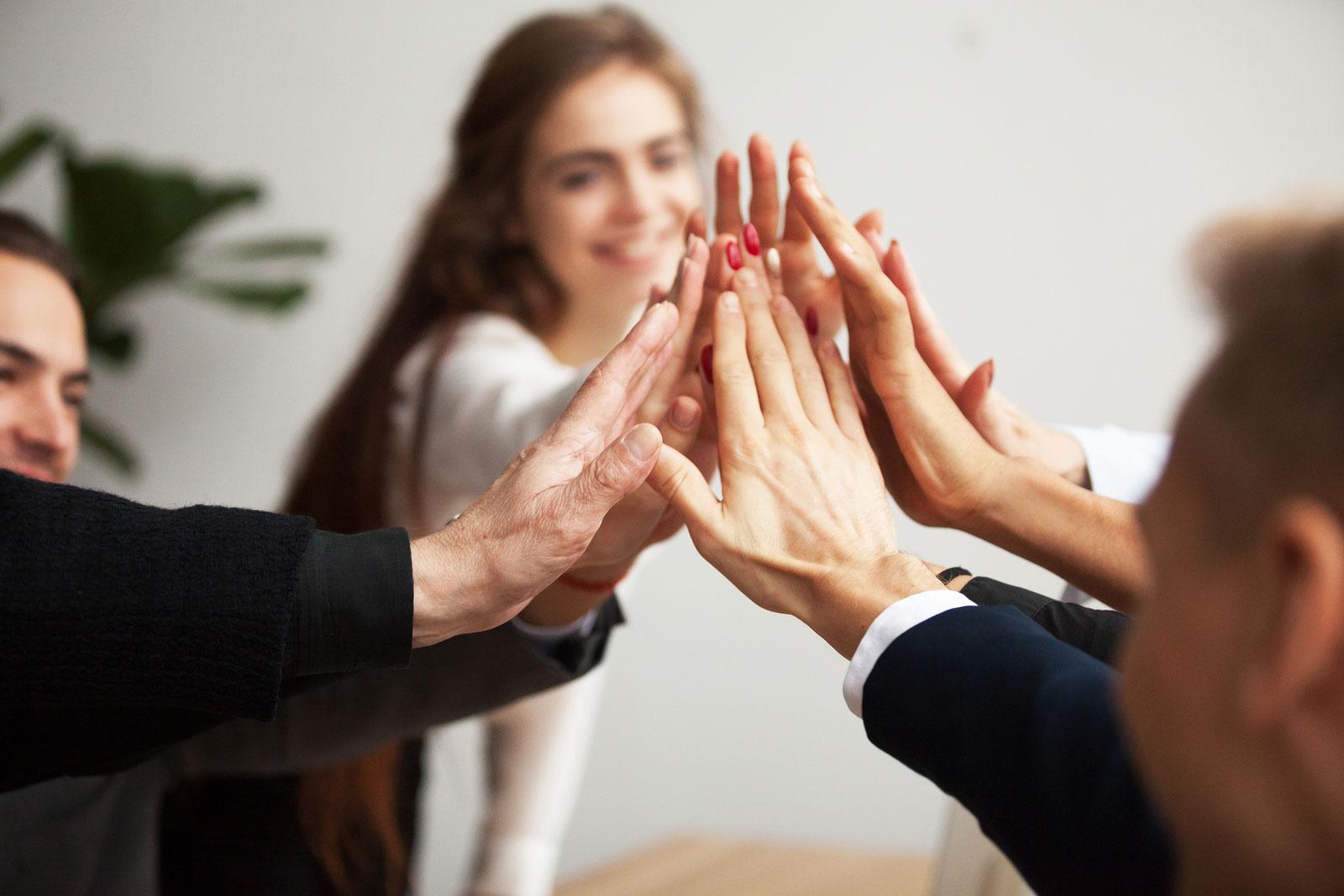 Positive mindset in sales